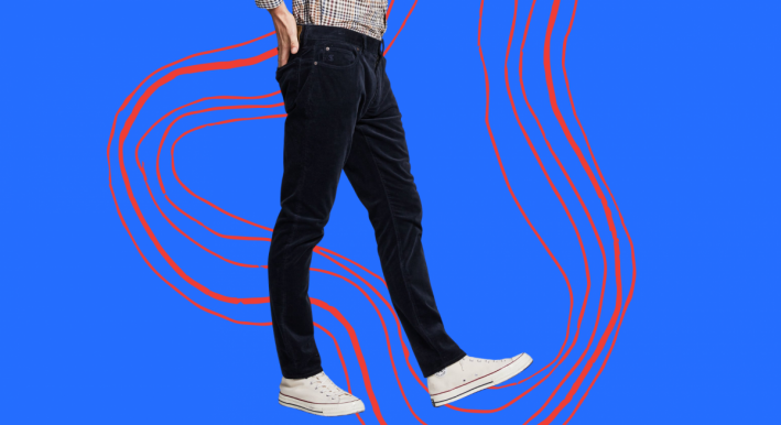 todd snyder navy corduroy pants