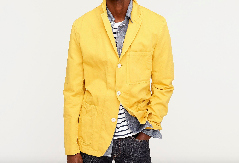 men's spring wardrobe updates