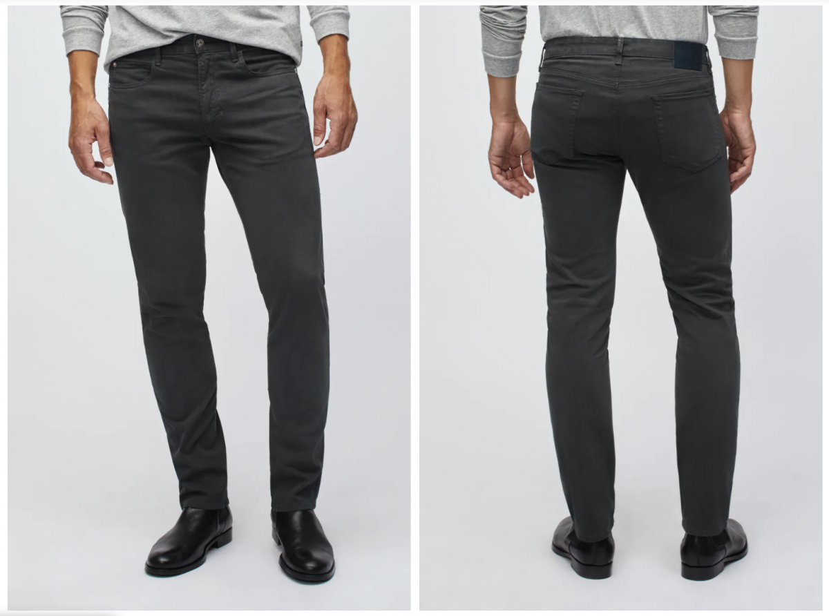 Bonobos Italian Soft 5-Pocket Pants