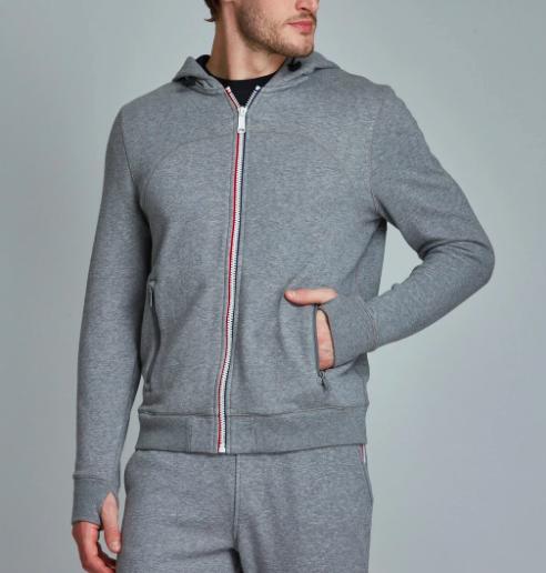 fourlaps rush hoodie, best loungewear for men