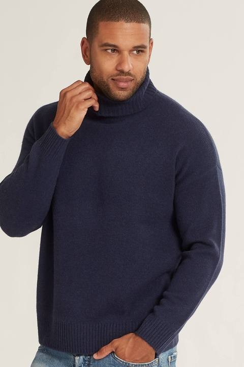 Naked Cashmere turtleneck sweater
