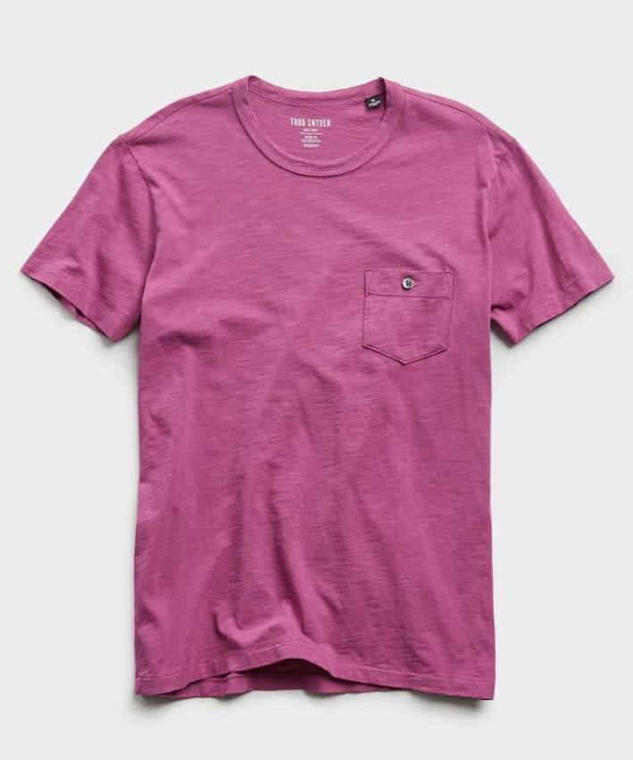 todd snyder pocket tee