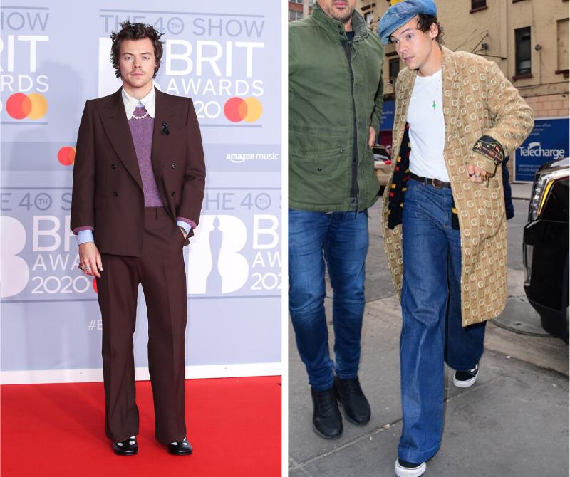 harry styles most stylish man of 2020