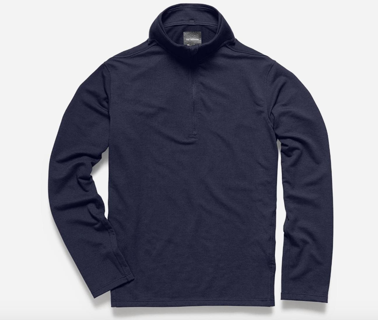 ten thousand over zip shirt