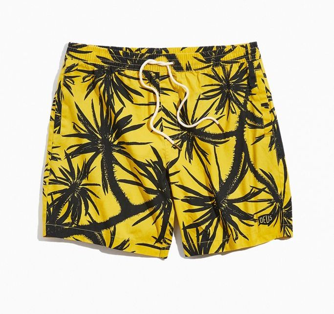deus ex machina sandbar swim trunks
