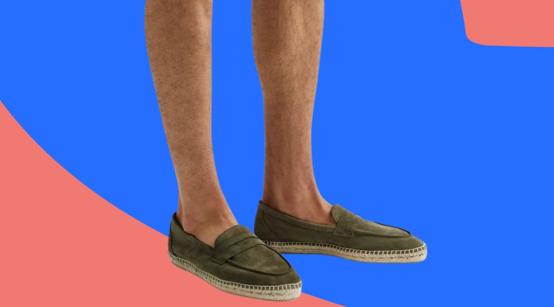 castaner loafer espadrille