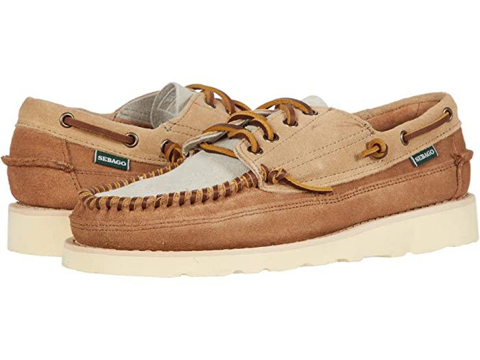 sebago cayuga boat shoe