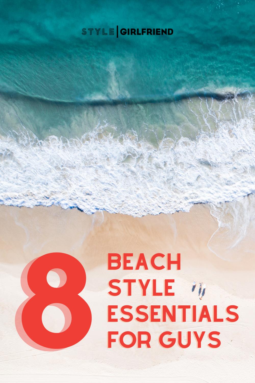 men's beach style essentials