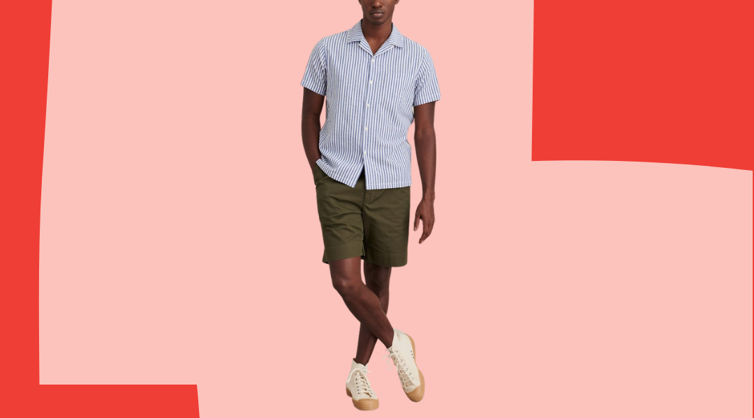 5 camp shirt outfits for men