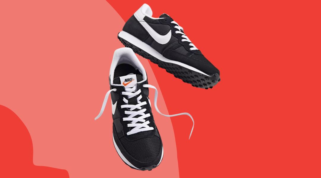 Nike Challenger sneakers black