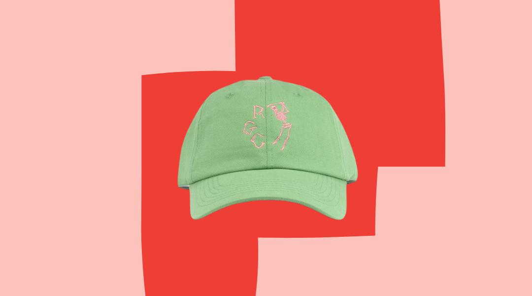 random golf club 'til death dad hat