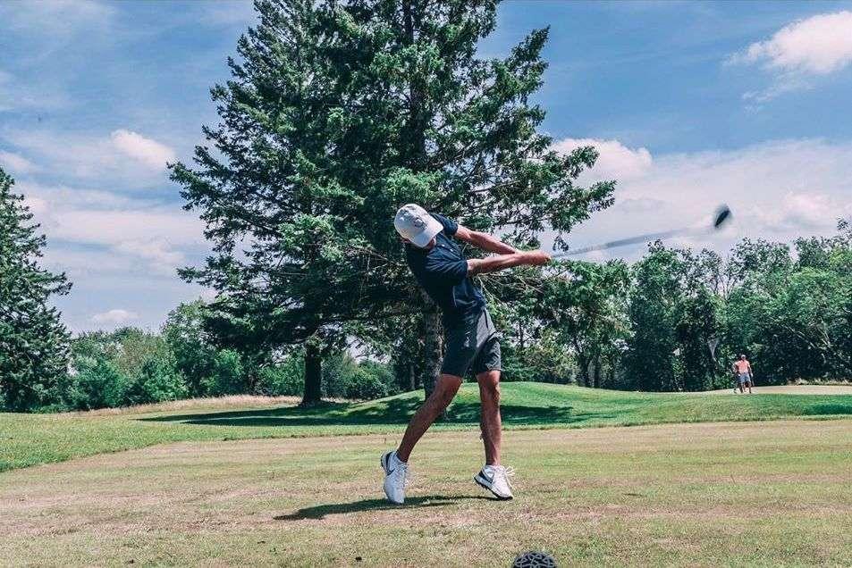 everyday drew golf style