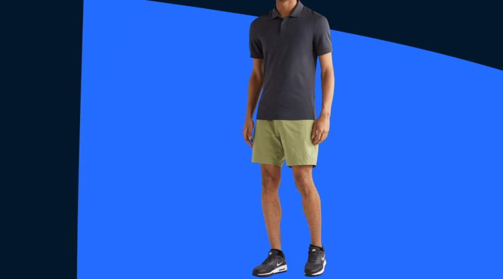 best men's golf clothes, lululemon golf shorts