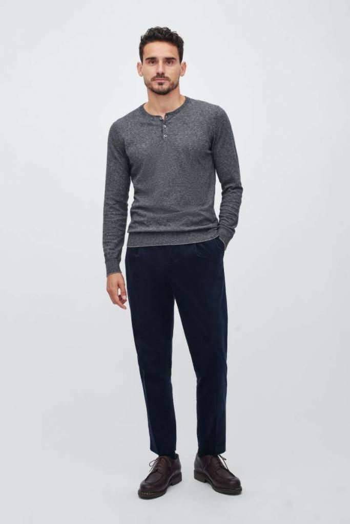 Bonobos Lightweight Cotton Sweater Henley