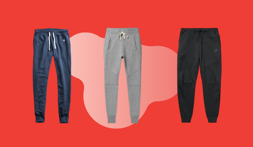 The 6 Sweatpants to Wear In 2021