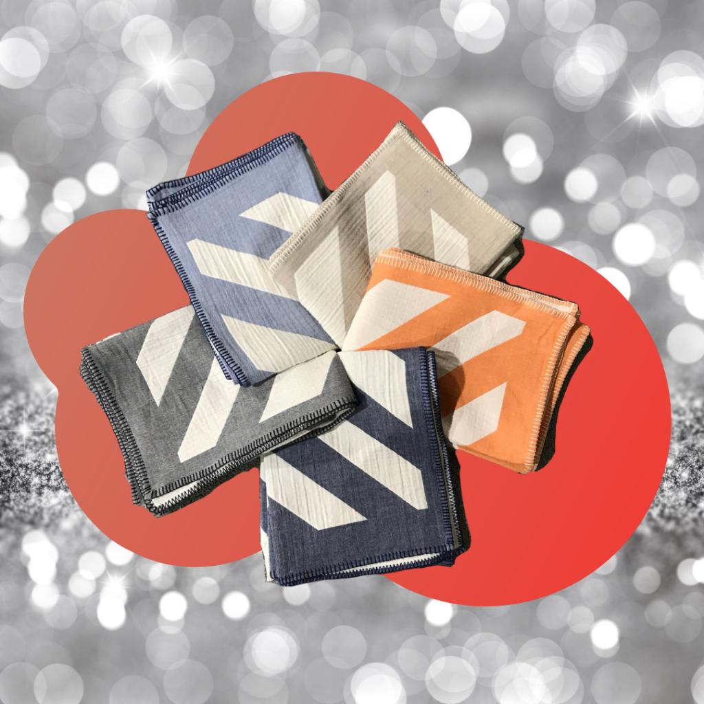 Joanna Howard Lagom throw blankets, gift ideas for home