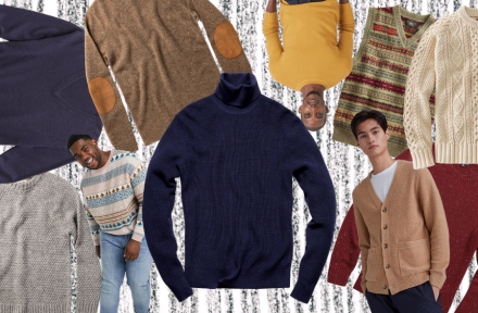 The Ultimate Guide to Men's Sweater Outfits