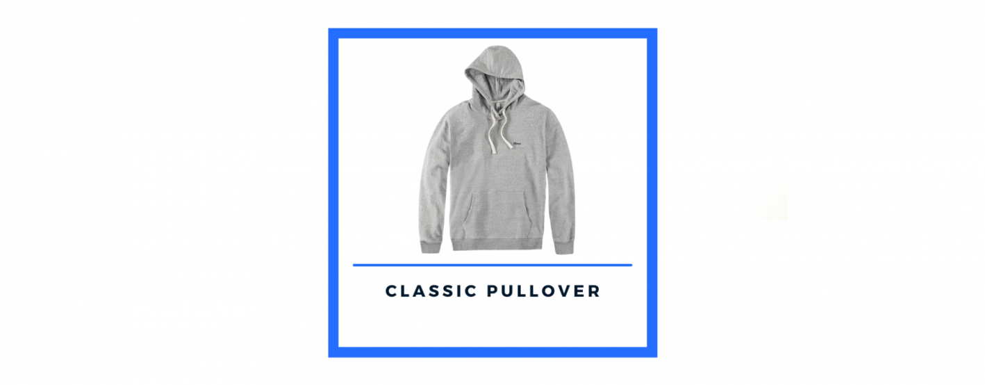 Olivers Apparel classic pullover sweatshirt