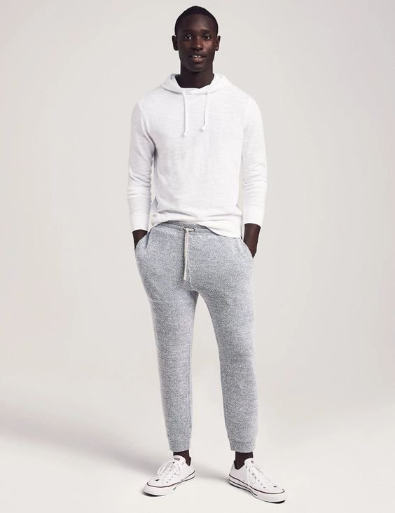 faherty brand cutback sweatpants