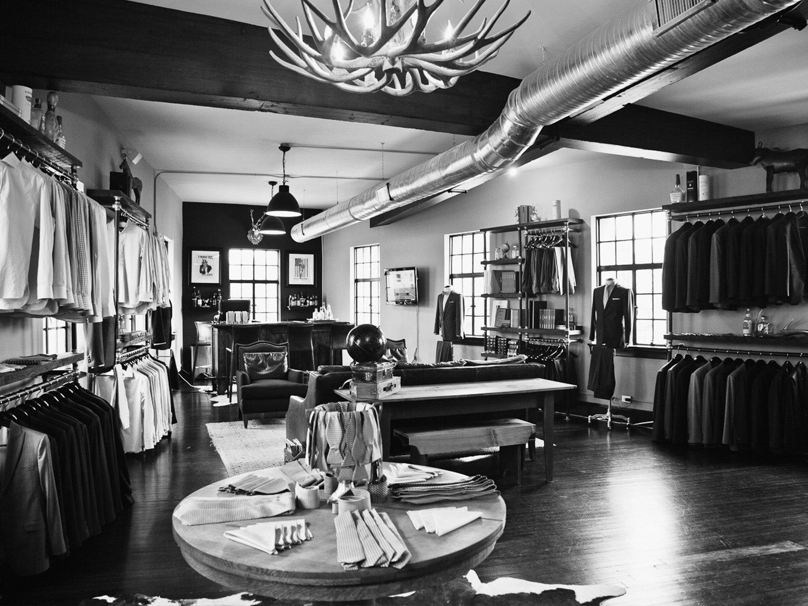 Alton Lane Washington DC, best men's clothing stores in Washington DC