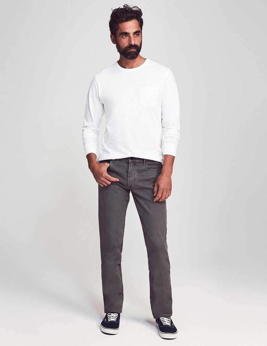 faherty comfort twill pants