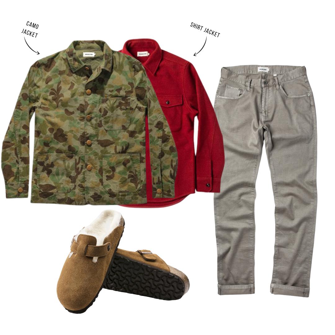 taylor stitch wardrobe