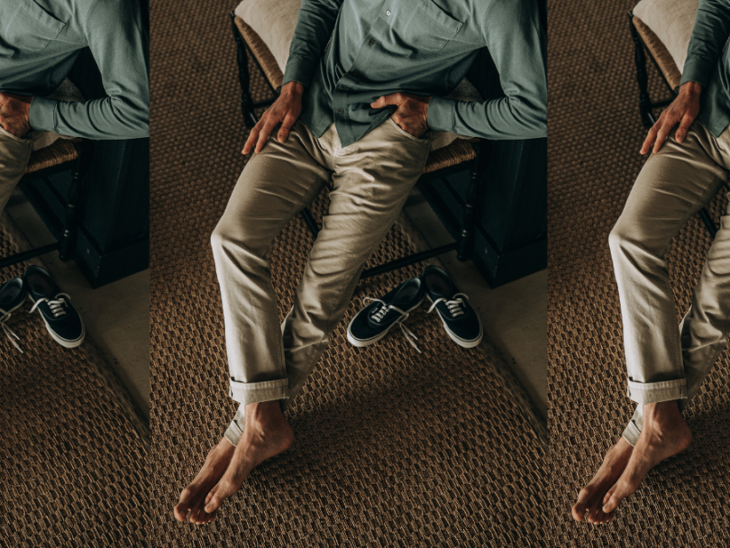 5 Days, 5 Ways: Taylor Stitch's New All Day Pants in Bedford Cord