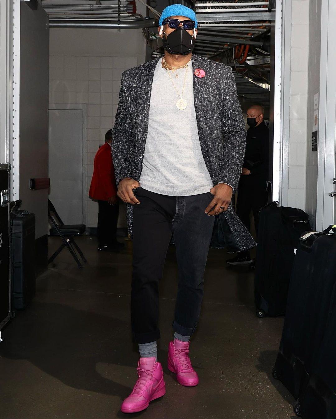Lebron James fashion
