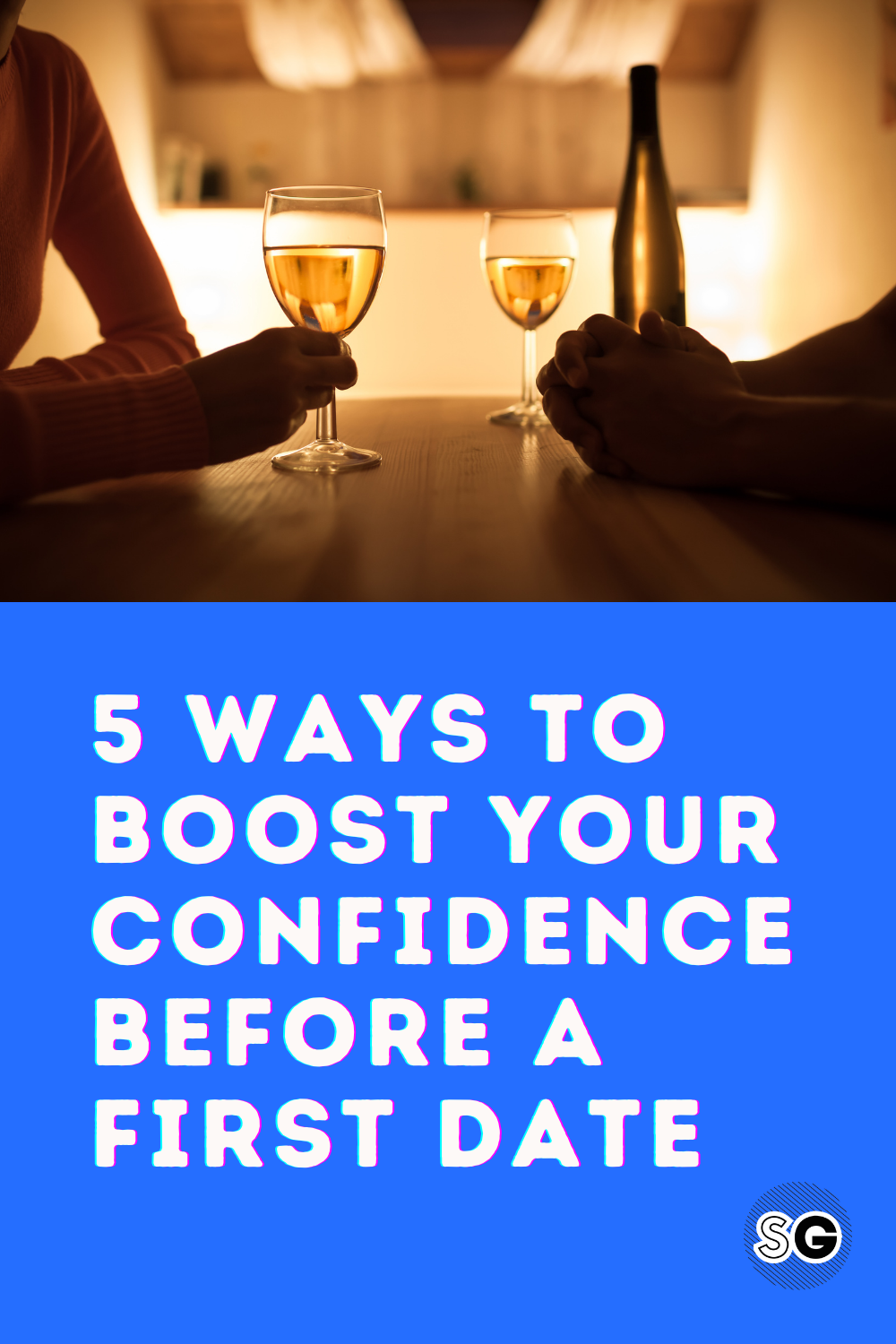 first date confidence tips