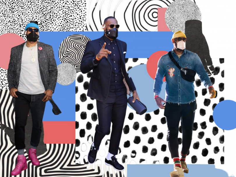 Lessons in Style From LeBron James' Fashion Choices