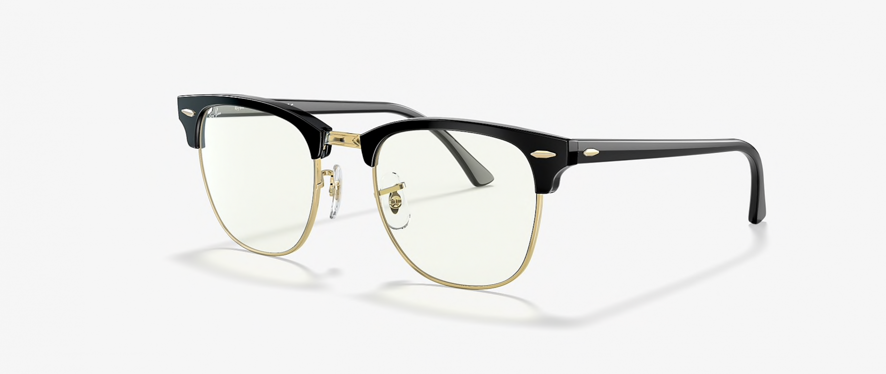 Ray-Ban clubmaster blue light glasses