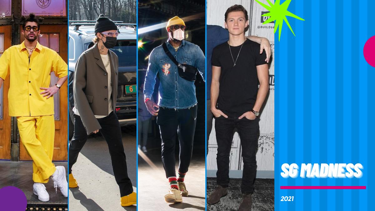 most stylish men of 2021