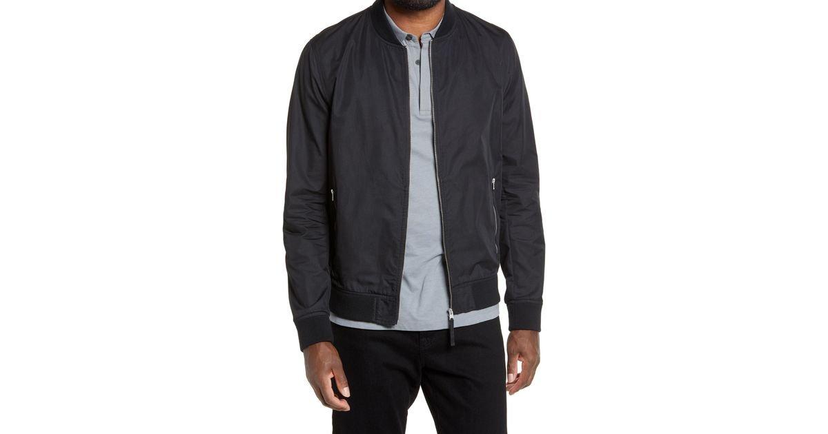 allsaints bomber jacket