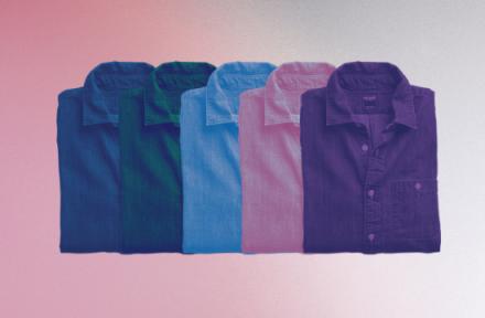 Men's Denim Shirt Outfits: 5 Days, 5 Ways
