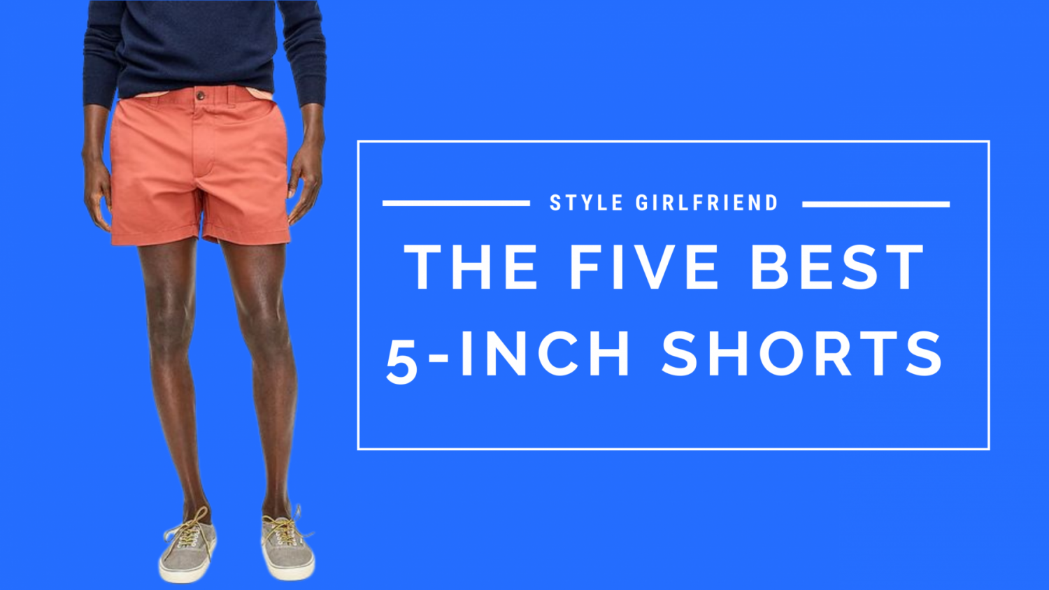 the best 5-inch shorts for men