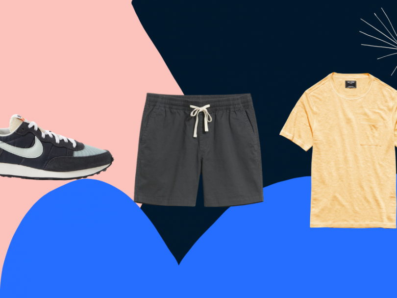 These 3 Easy Spring Outfits for Men Make Life Easier