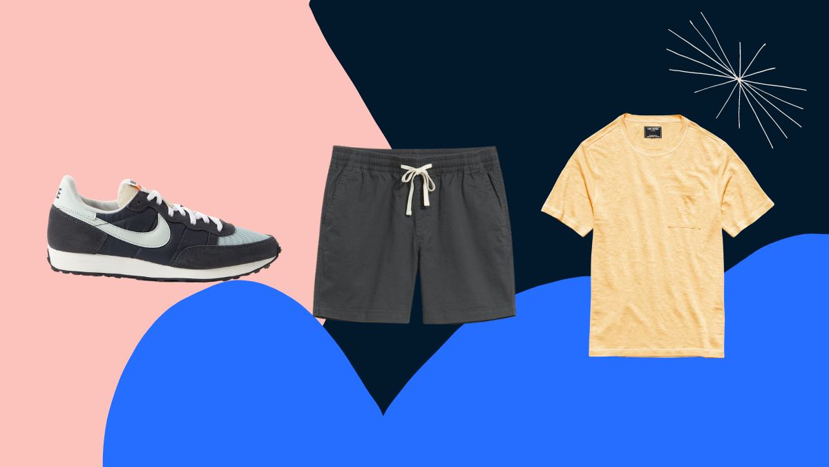 easy spring outfits for men