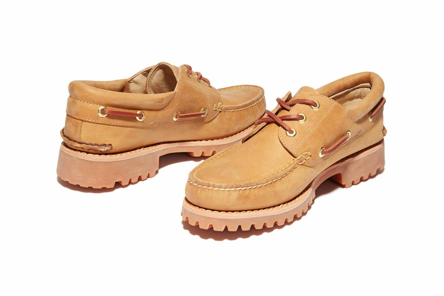 aime leon dore timberland boat shoes