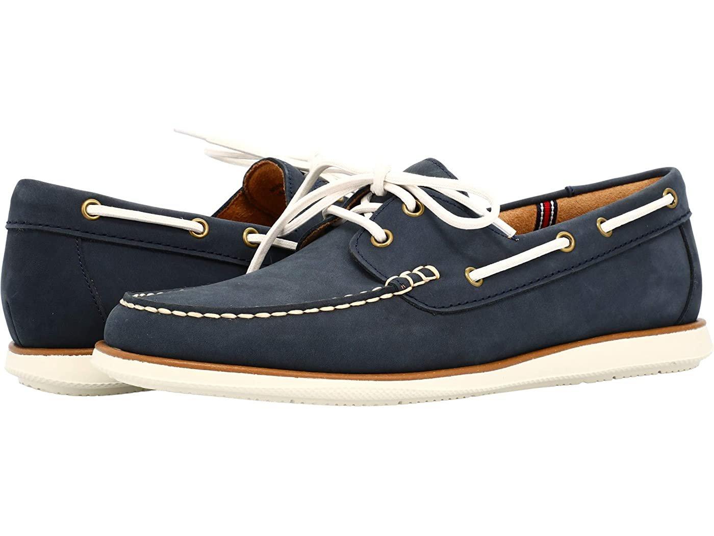 Florsheim boat shoe