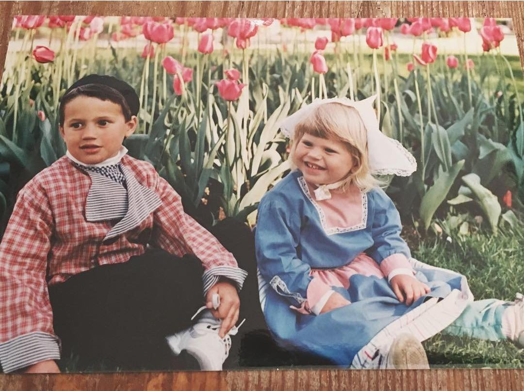 Tulip Time Kelci Taylor