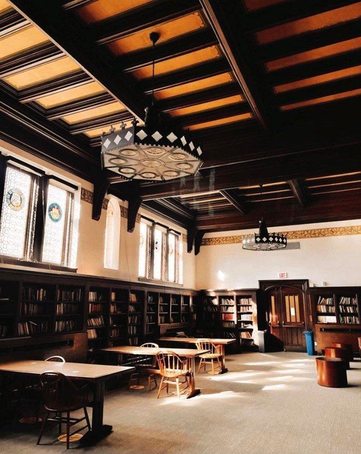 Boston College library
