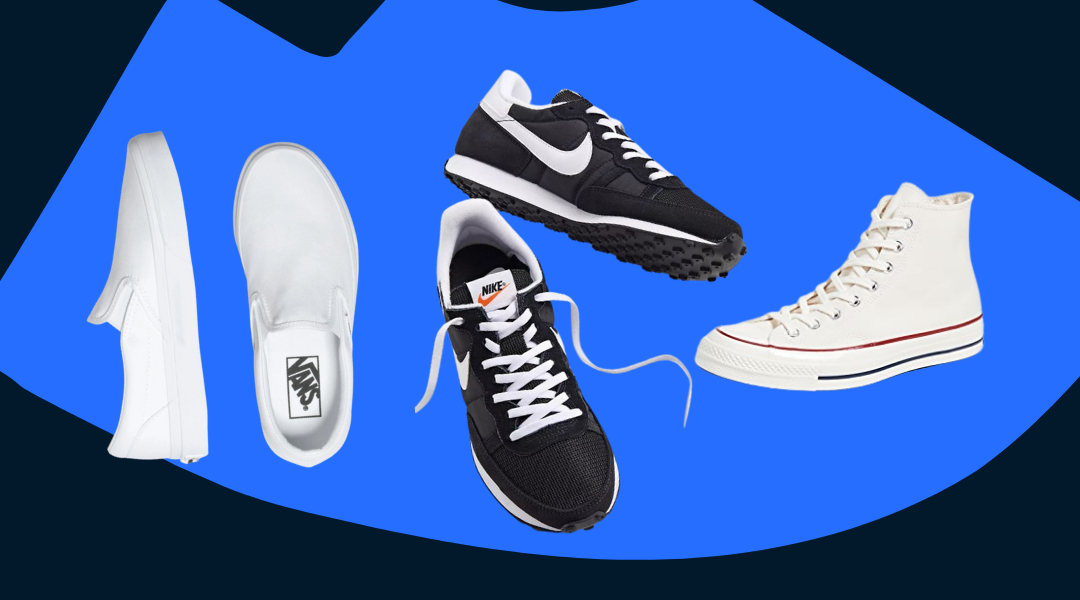 the best men's sneakers for summer 2021