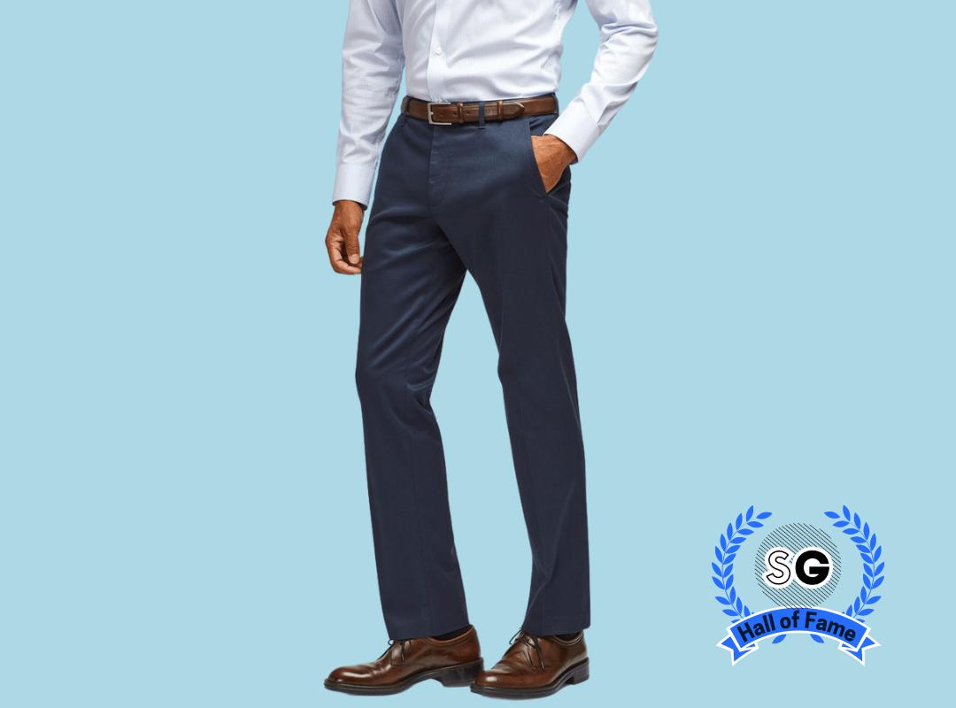 best men's dress pants