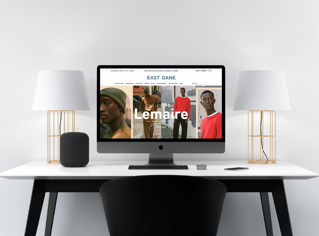 East Dane website